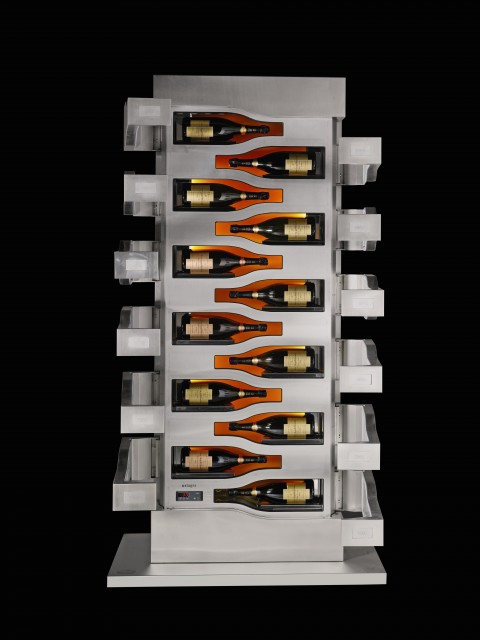 Vertical_Champagne_Refrigerator