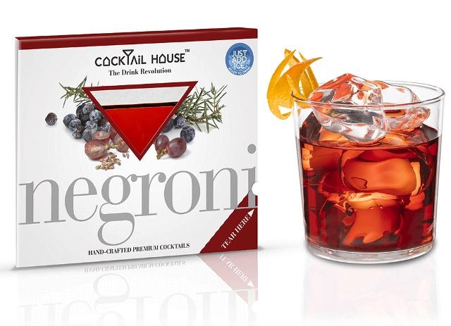 cocktail negroni